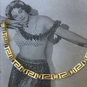 Greek Style Sterling bracelet